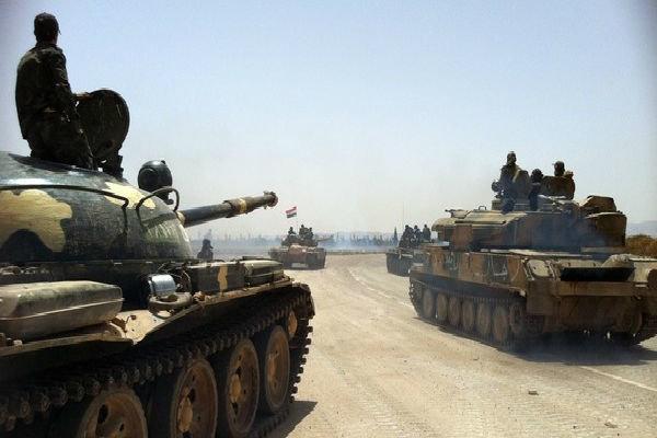 الجيش السوري يسحق الجماعات الارهابية في رابع هجوم لهم جنوب وغرب مدينة حلب