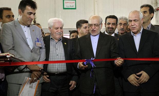 Iran LiftEx 2016 running in Tehran
