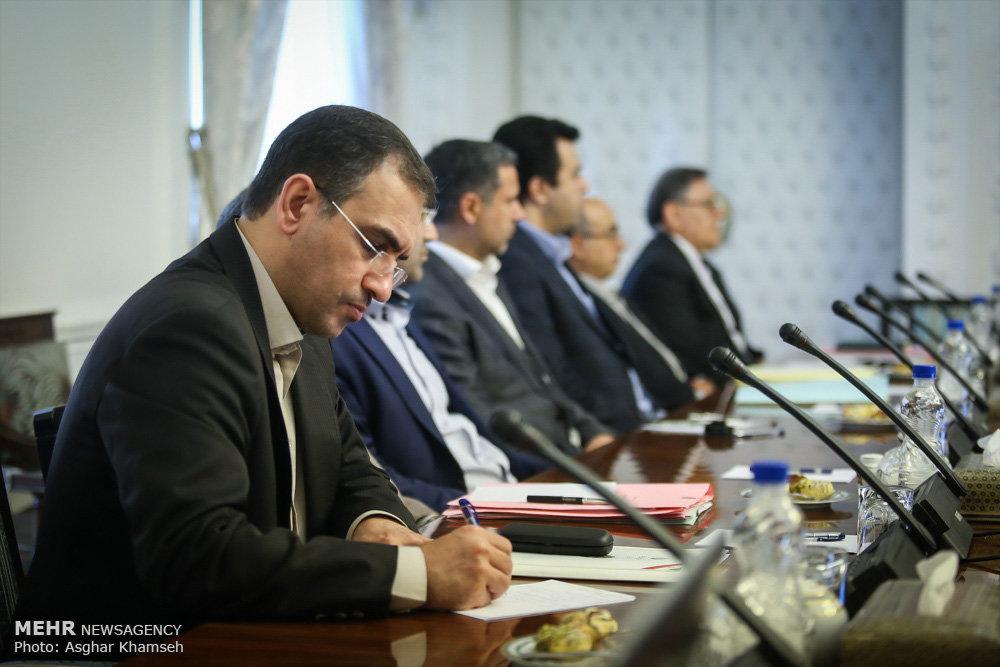 جلسه ستاد اقتصادی دولت