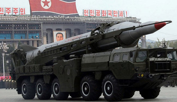 كوريا الشمالية تهدد بضربة نووية للولايات المتحدة