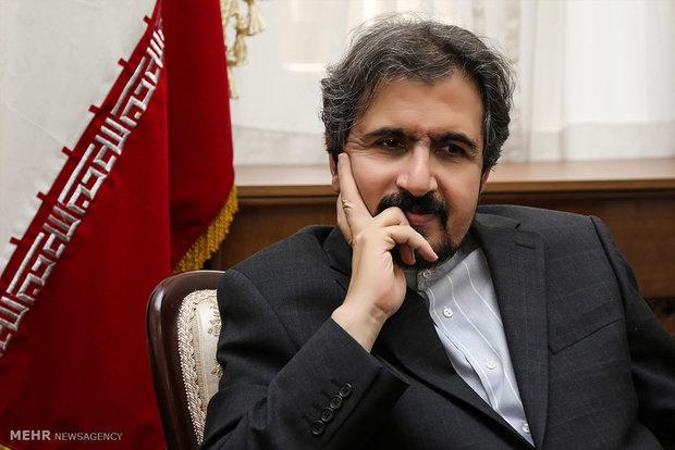 طهران تدعو حكومة البحرين الى ايجاد حل جذري لمشاكلها بدلا من تكرار التهم