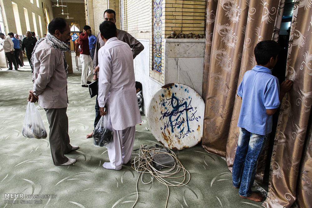 اجتماع مردمی مدافعان حریم خانواده در زابل