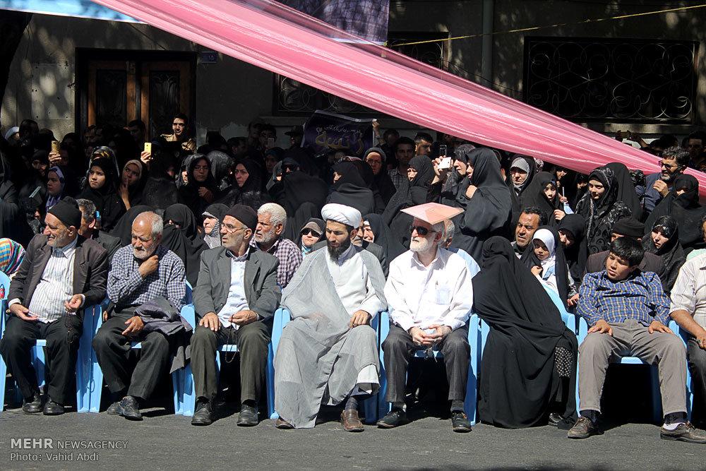 همایش دفاع از حریم خانواده در تبریز