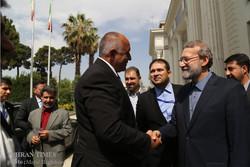 Larijani meets Bulgarian PM