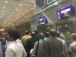 تاخیر ٧ ساعته پرواز تهران-مشهد ماهان ادامه دارد