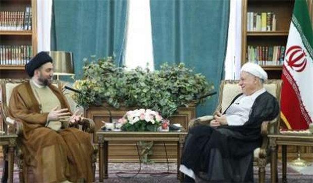 رفسنجاني  يدعو قادة  العراق والمنطقة الى وضع خطط لمكافحة الإرهاب