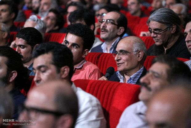 مجلس ترحیم زنده یاد عباس کیارستمی