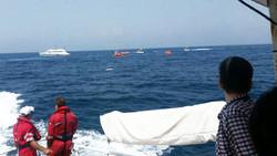 شناور مسافری «سپهردریا»دچار حادثه شد/شناورهای امدادبه موقع رسیدند