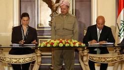 اتفاق عسكري بين واشنطن وأربيل بعيدا عن بغداد