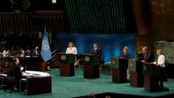 """أول مناظرة تلفزيونية بين عشرة مرشحين لخلافة """"بان كي مون"""""""