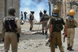 اعتراضات خونین در کشمیر