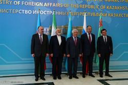 Caspian Sea littoral states' FMs meet