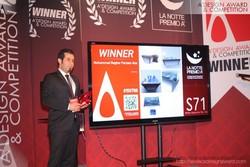 Iranians take home 11 A' Design Awards