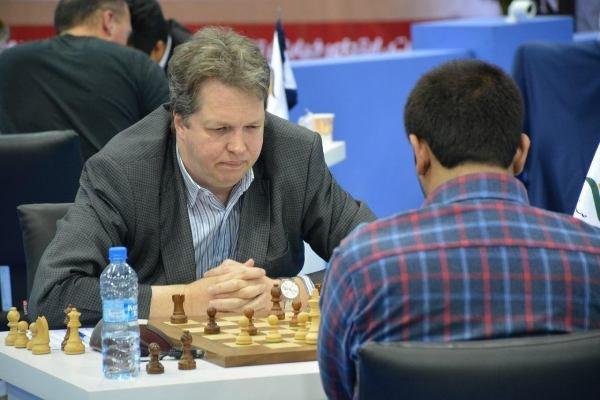 """منافسات """"كأس نجوم الشطرنج"""" في ايران"""