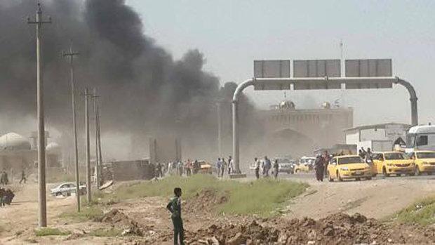 13 قتيلا وجريحا في حصيلة تفجير مفخخة شمالي بغداد