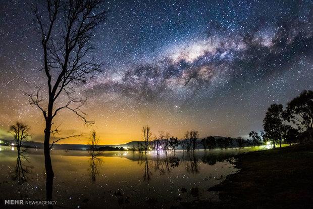 زیبایی های کهکشان