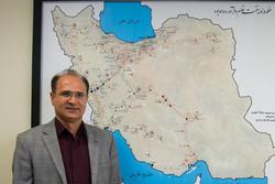 قاسم عربیارمحمدی مدیر خطوط لوله و مخابرات شرکت نفت منطقه شمالشرق