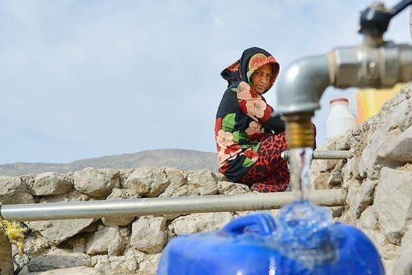 صرفه جویی در مصرف آب بهترین راهکار برای مدیریت تنش آبی است