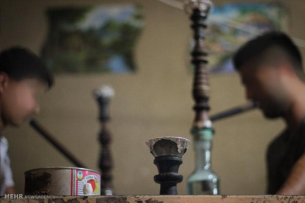اجرای طرح جمعآوری مراکز عرضه قلیان در همدان