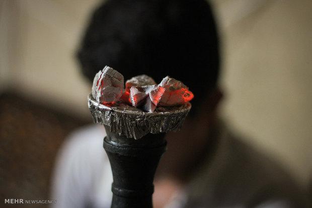 جمع آوری ۳۹۶ جام قلیان در اهواز با اجرای طرحهای پاکسازی