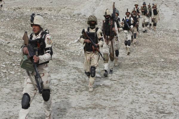 الجيش الافغاني يكثف عملياته ضد تنظيم داعش في شرق البلاد
