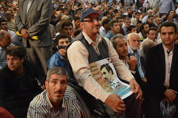 عکس احمدی نژاد سخنرانی احمدی نژاد اخبار ملارد اخبار احمدی نژاد