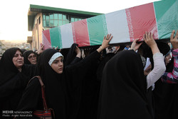 دو شهید گمنام در گوراب زرمیخ صومعه سرا تشییع می شوند