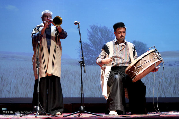 Bakhtiari music