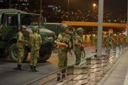 İstanbul'da darbe girişiminde bulunalardan 104'ü tespit edildi