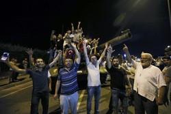 کودتا نظامی در ترکیه