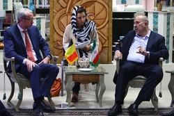 ترویج صلح با گسترش مناسبات فرهنگی تهران و بروکسل