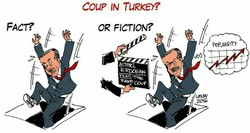 Coup in Turkey - fact or fiction?