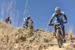 Mountain Bike National Championships in Shiraz