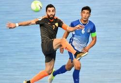 قضاوت داور ایرانی در فینال جام باشگاههای فوتسال آسیا