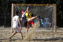  رقابت های هندبال ساحلی قهرمانی آسیا قرعه کشی شد