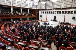 پلیس ترکیه تخلیه پارلمان این کشور را تکذیب کرد