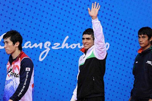 سیفی برای پنجمین بار قهرمان جهان شد/ مدال طلا بر گردن کاپیتان