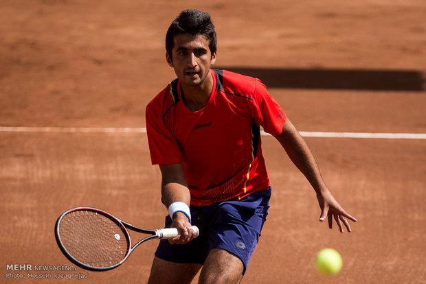 Iran wins Syrian rival at Davis Cup