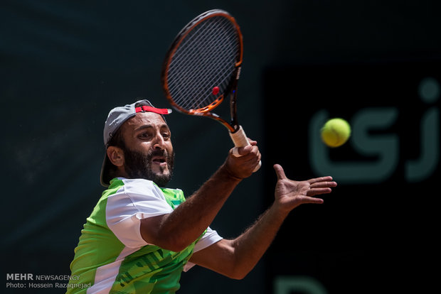 Iran tennis team advanced to Asia/Oceania Zone Group II