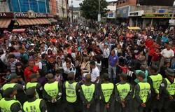 بحران غذا در ونزوئلا و عزیمت به کلمبیا برای خرید مایحتاج