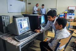 ۲۵ کلاس درس در زیرکوه هوشمند سازی شد