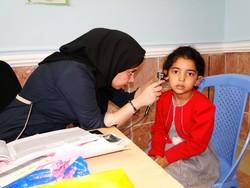 فعالیت ۲۴۵ پایگاه برای اجرای طرح پیشگیری از تنبلی چشم