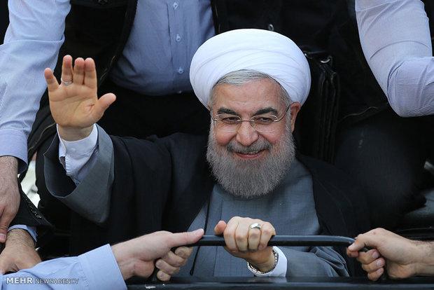 Rouhani spends 29th provincial tour in Kermanshah