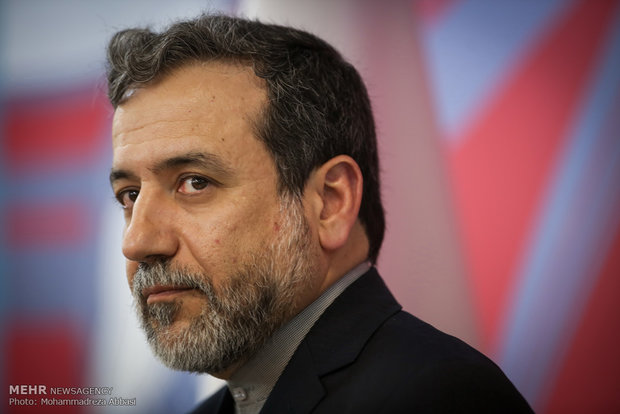 Araghchi leaves for Paris to attend Iran-France talks