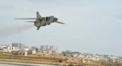 Syrian Air Force destroys terrorists' positions in Aleppo countryside