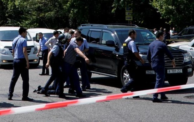 Two policemen killed in Almaty, Kazakhstan
