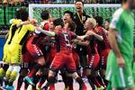 تیم فوتسال ناگویا ژاپن قهرمان آسیا شد