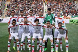 Iran national football team ranks 1st in Asia: FIFA