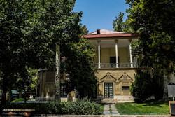 """قصر """" نياوران"""" التاريخي"""