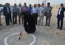 ۵ پروژه عمران شهری بوشهر با اعتبار ۳۷ میلیارد ریال کلنگزنی شد